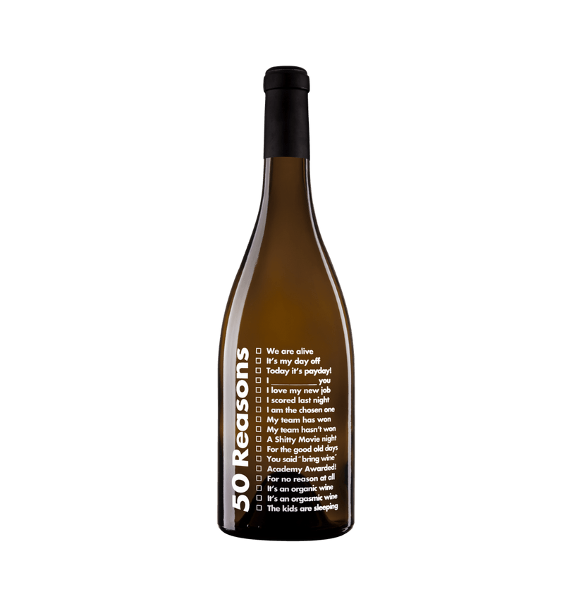 Neleman 50 Reasons Sauvignon Blanc Organic