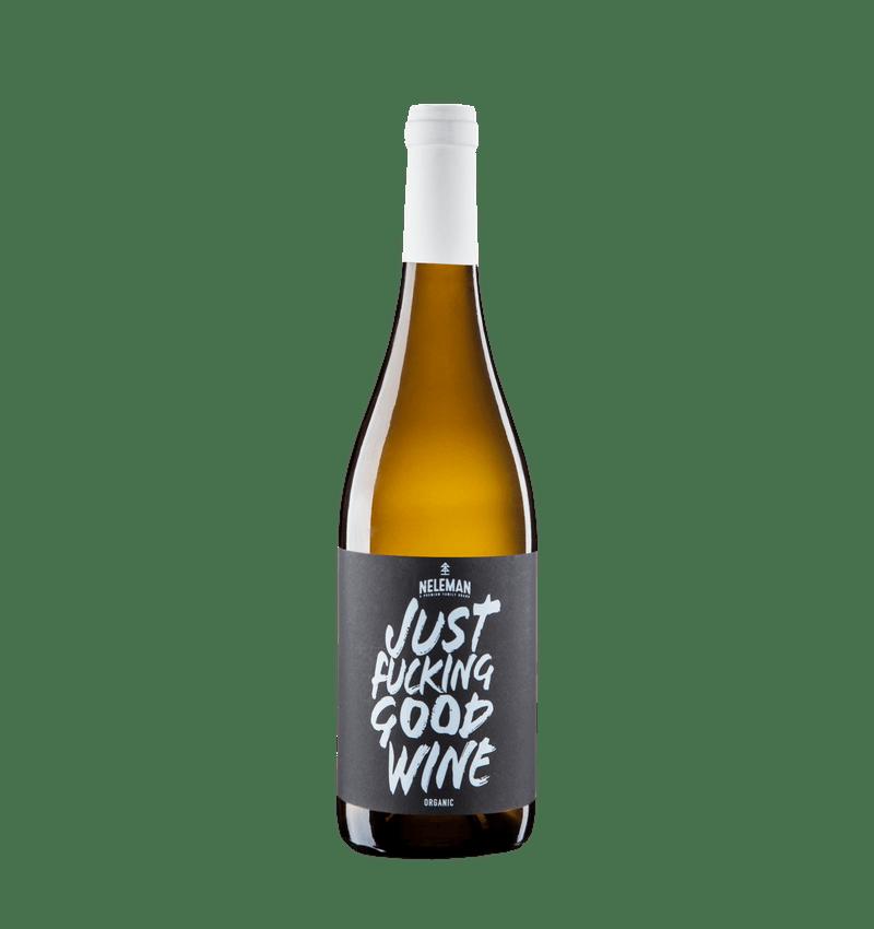 Giftbox Just Fucking Good Wine Organic