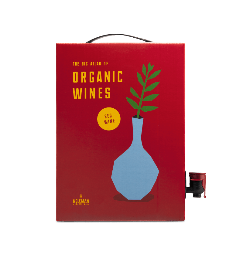 Wine-In-Books Monastrell Cabernet Organic