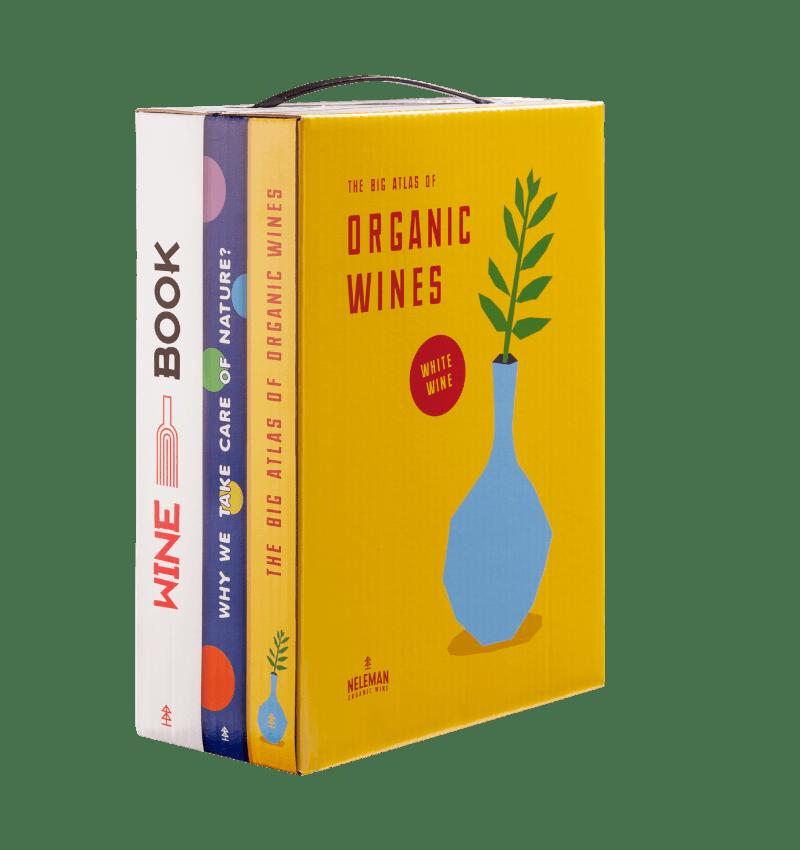 Wine-In-Books Macabeo Viognier Organic