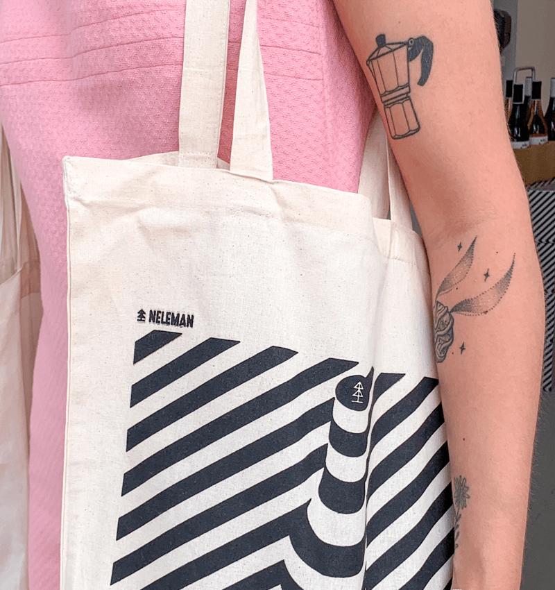 Neleman Tote Bag